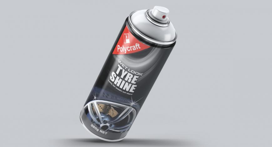 Aerosol Can Packaging Design