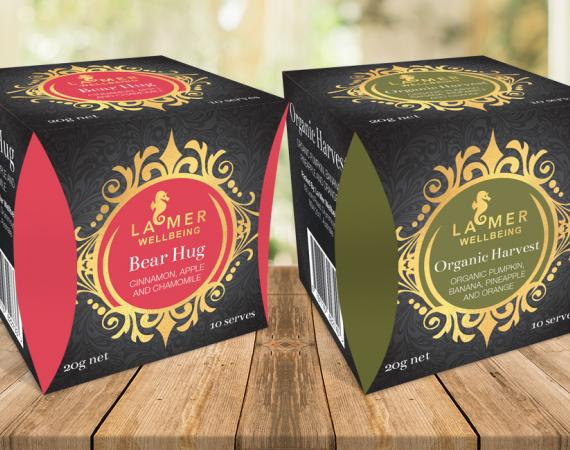 Tea Packaging Brand Range