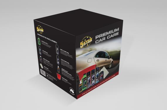 FiveStar Gift Box