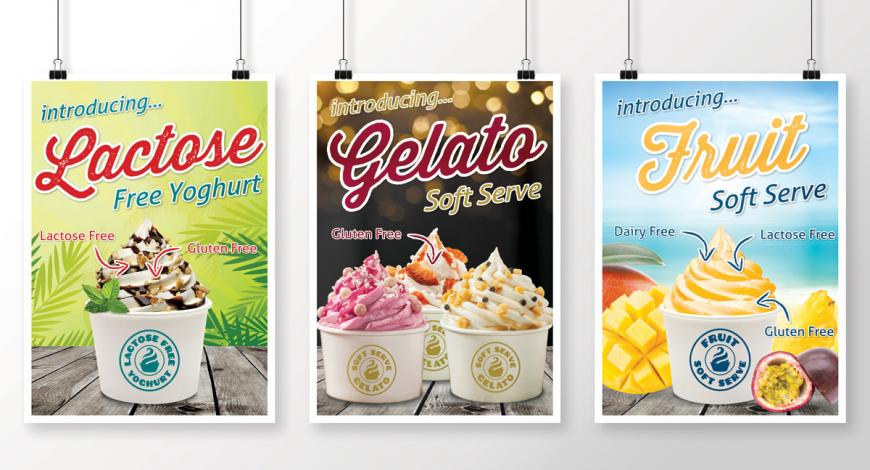Soft Serve Posters