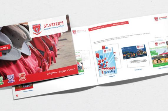 St Peter's Anglican Primary School Style Guide