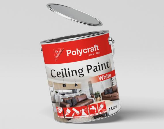 Paint Can Packaging Design